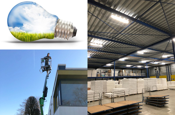 Duijst Transport Soest | Nachhaltige Beleuchtung